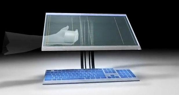 HP nhận bằng sáng chế cho công nghệ màn hình xuyên thấu