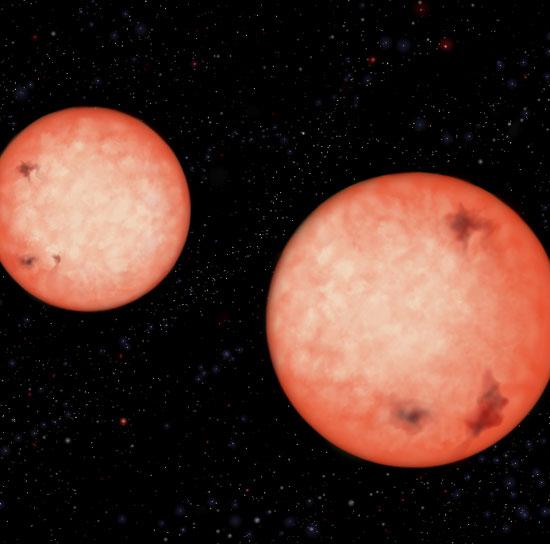 Những hệ sao đôi bí ẩn