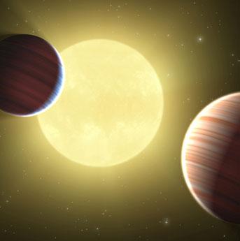 Phát hiện phiên bản song sinh của hệ Mặt Trời