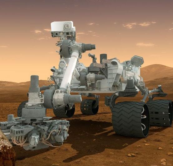 Tìm kiếm sự sống trên sao Hỏa