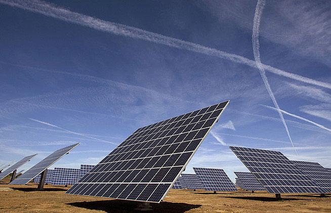 Năng lượng Mặt Trời đáp ứng tốt nhu cầu làm lạnh