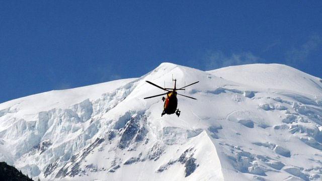 Pháp: 9 người chết vì lở tuyết trên dãy Alps