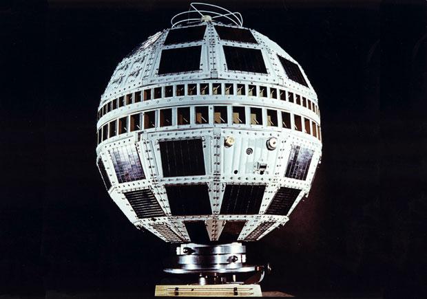 Kỷ niệm 50 năm ngày phóng vệ tinh Telstar lên vũ trụ