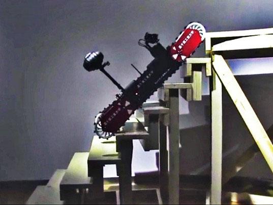 Nhật Bản ra mắt robot tác nghiệp mới ở Fukushima 1