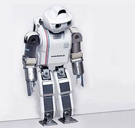 Hóa thân vào robot