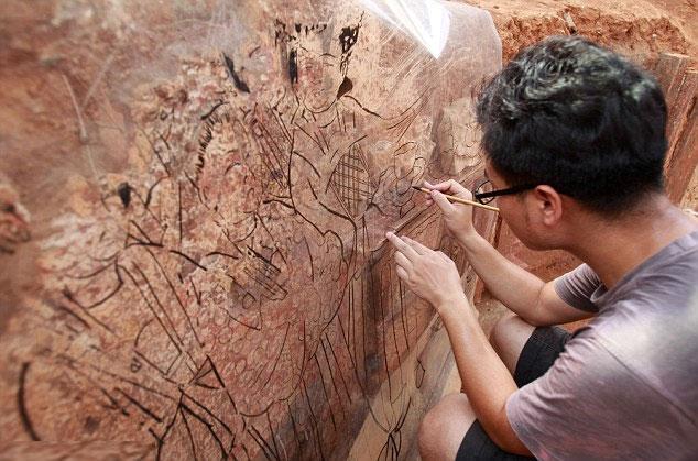 Phát hiện thêm mộ nghìn tuổi ở Trung Quốc