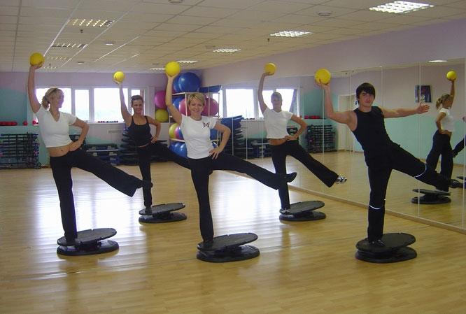 Chơi aerobic giúp cải thiện trí nhớ