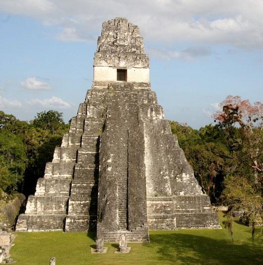 Đáp số cho sự phát triển của đế chế Maya cổ đại