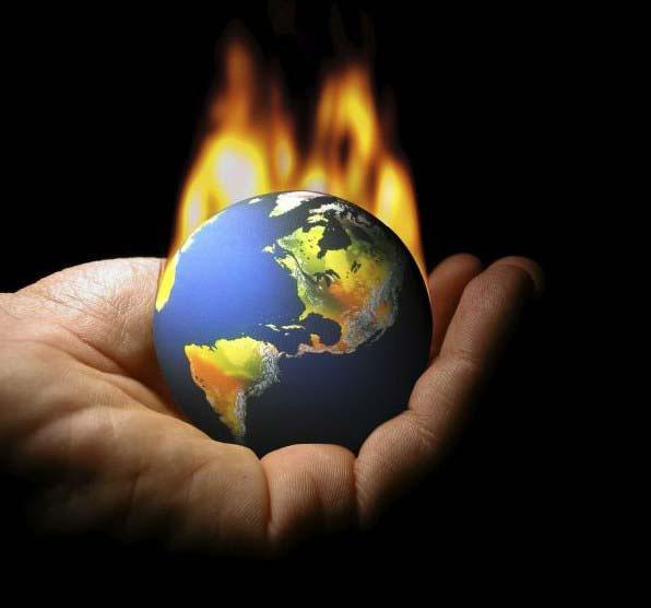 Luận án Biến đổi khí hậu và cách khắc phục