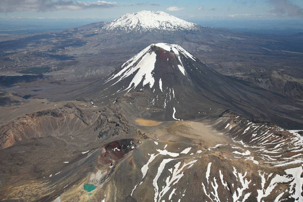 Núi lửa Tongariro