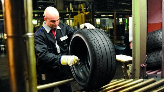Lốp xe thân thiện môi trường