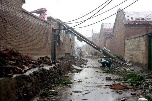 Số người chết do mưa lớn tại Bắc Kinh lên tới 37
