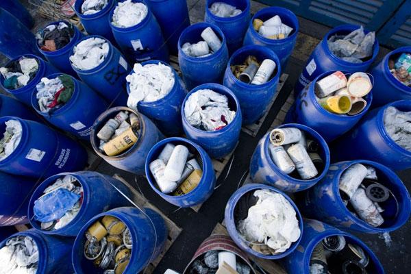 Công nghệ biến rác thải thành thủy tinh không độc