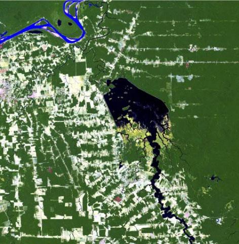 Những biến đổi của Trái đất qua ảnh vệ tinh