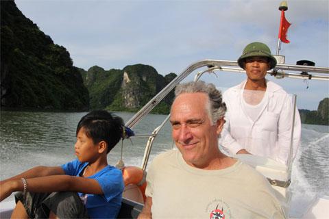 Một người Mỹ tận tụy với voọc Việt Nam