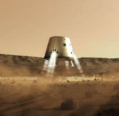 Quay xổ số tìm người đưa lên sao Hỏa sống vĩnh viễn