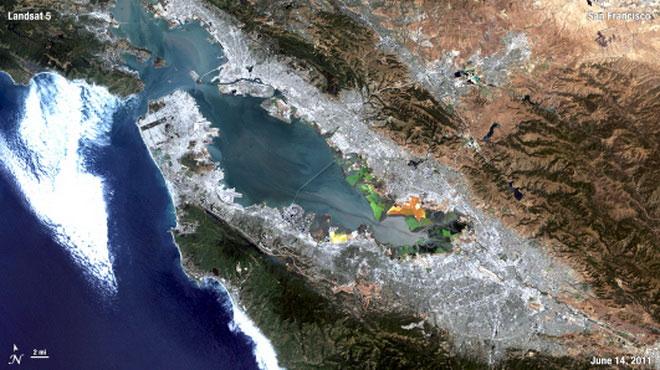 Vịnh San Francisco, Mỹ