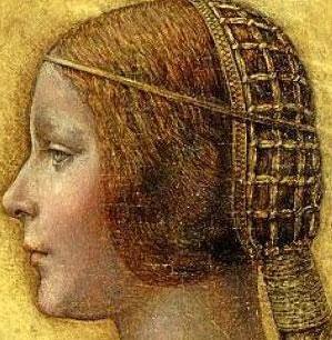 Công chúa thất lạc của Da Vinci