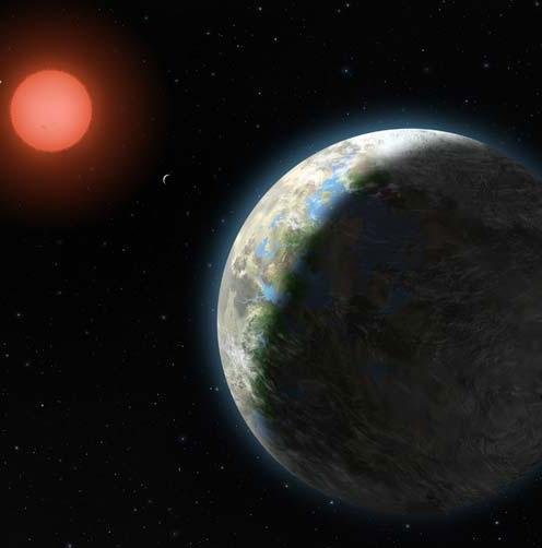 Danh sách 5 hành tinh có thể tìm thấy sự sống