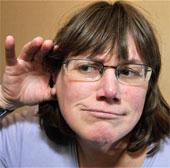 Người phụ nữ có khả năng nghe tiếng động siêu thanh