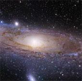 Kích thước thực sự của Dải Ngân hà