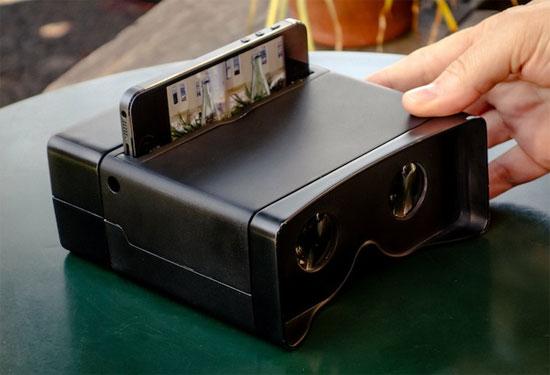 Biến iPhone thành camera 3D