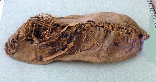 Chiếc giày da lâu đời nhất