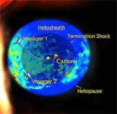 Tàu Voyager vượt hệ mặt trời