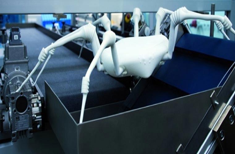 Những sản phẩm cực độc từ máy in 3D