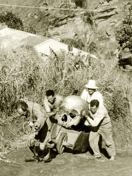 Kỳ bí những hộp sọ khổng lồ ở thung lũng Chết