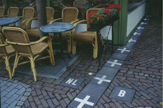 Thị trấn Baarle - ranh giới thú vị giữa Bỉ và Hà Lan