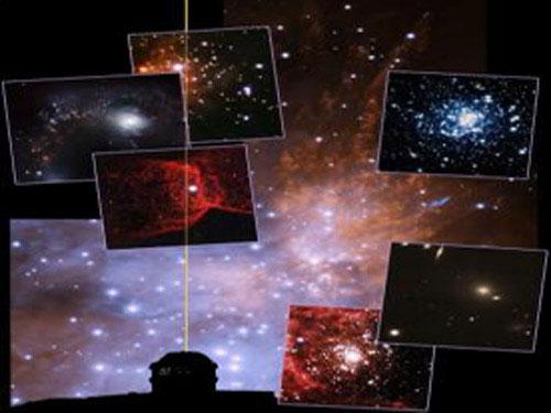 Cái nhìn mới về vũ trụ