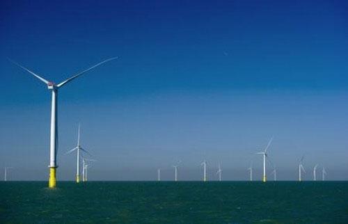 Phong điện ngoài khơi: Tiềm năng trong tương lai