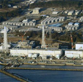 Phát hiện phóng xạ cao gấp 10 lần tại Nhật Bản