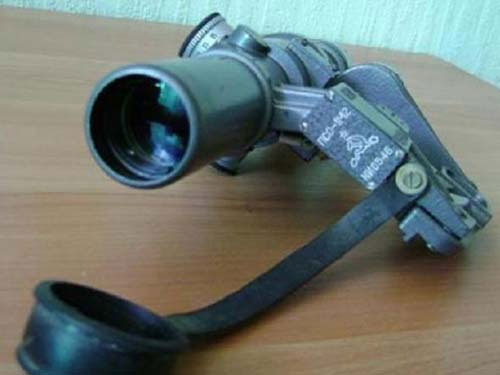50 năm huyền thoại của súng bắn tỉa SVD