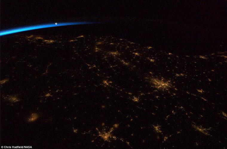 Những bức ảnh Trái đất đẹp có một không hai