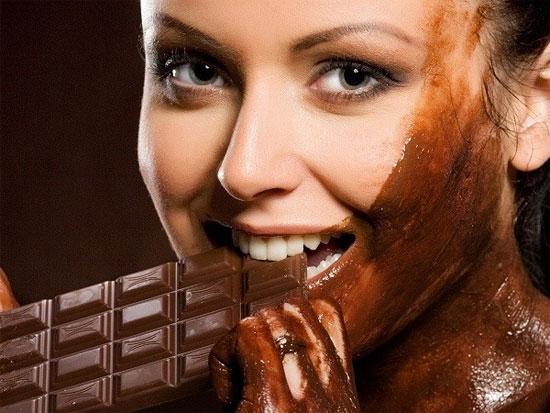 Người thông minh hay ăn nhiều chocolate