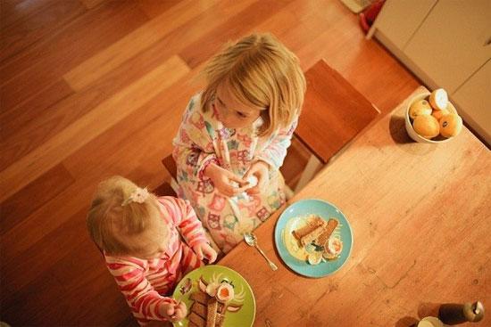 Trách nhiệm và kỳ vọng đặt lên vai người con cả luôn nặng nề hơn.