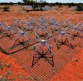 Kính thiên văn MWA bắt đầu quan sát vũ trụ