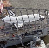 """Tàu con thoi đầu tiên của Mỹ sắp """"tái xuất"""""""