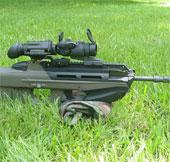 Siêu súng trường thông minh bắn trúng không cần luyện nhiều