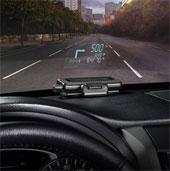 Màn hình chiếu GPS cho xe hơi