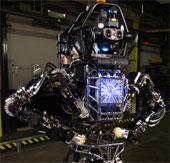 Quân đội Mỹ trình làng robot giống người tiên tiến nhất