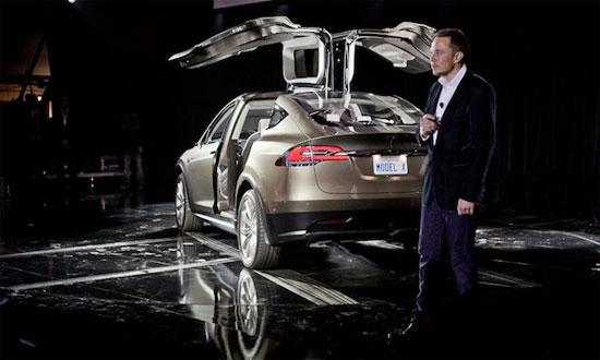 Elon Musk - Người muốn thay đổi tương lai