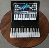 Biến iPad thành piano mini