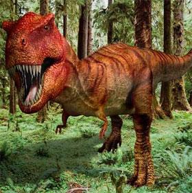 """Phát hiện mới về """"thức ăn ưa thích"""" của khủng long bạo chúa"""