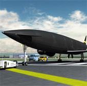Máy bay siêu tốc bay khắp thế giới trong 4 giờ