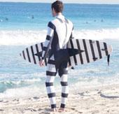 Video: Áo giáp đặc biệt chống cá mập