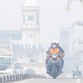 Khói bụi quay trở lại Malaysia với chỉ số ô nhiễm 111