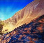 Ngắm nghía vùng núi đá kỳ diệu có gợn sóng tuyệt đẹp